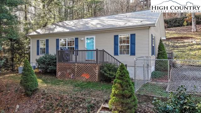 195 Red Maple Lane, Boone, NC 28607 (MLS #218756) :: RE/MAX Impact Realty