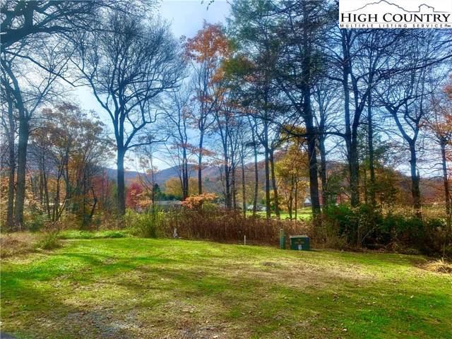 Lot 10 Pasture Lane, Banner Elk, NC 28604 (#218792) :: Mossy Oak Properties Land and Luxury