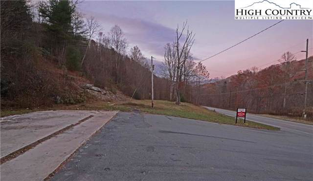 TBD Nc 105 Highway, Boone, NC 28607 (MLS #218813) :: RE/MAX Impact Realty