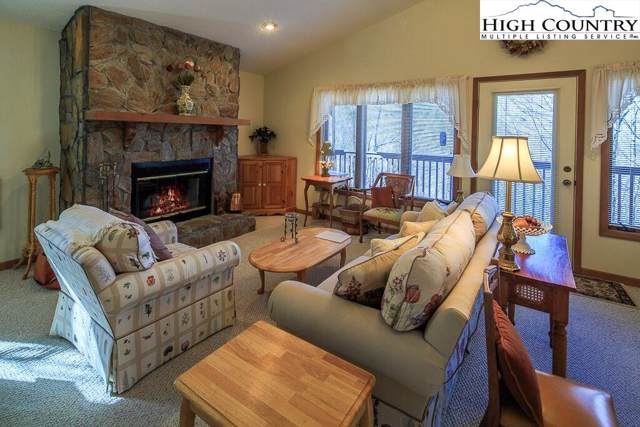 105/107 Greenbriar Road, Beech Mountain, NC 28604 (MLS #218898) :: RE/MAX Impact Realty