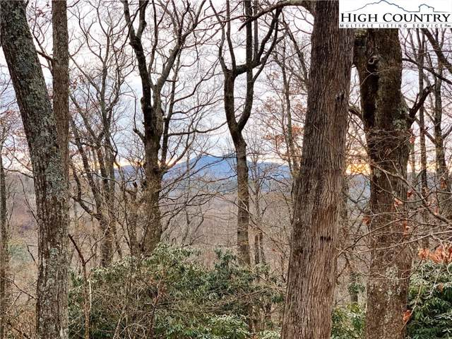 TBD Mountain Song Road, Blowing Rock, NC 28605 (MLS #218938) :: RE/MAX Impact Realty