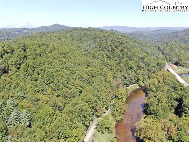 TBD (Lot 2) S Highlands Trail, Grassy Creek, NC 28631 (#218984) :: Mossy Oak Properties Land and Luxury