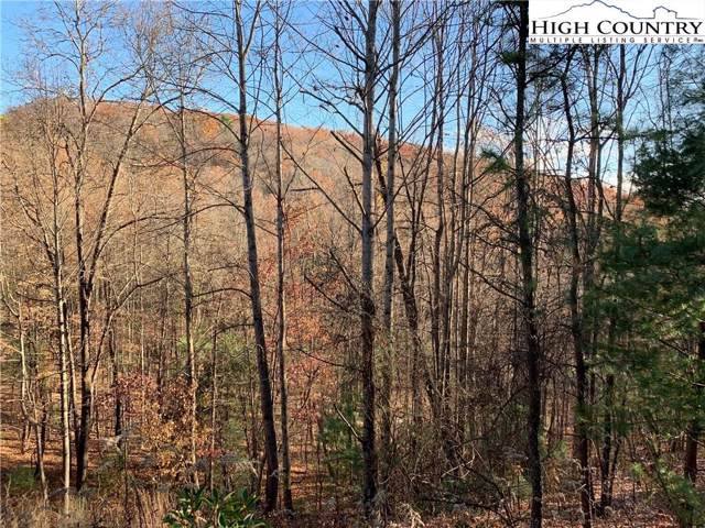 TBD Dugger Firetower Road, Lenoir, NC 28645 (MLS #219031) :: RE/MAX Impact Realty