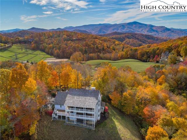 71 Knoll Court, Banner Elk, NC 28604 (MLS #219052) :: RE/MAX Impact Realty