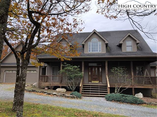416 Oz Road, Beech Mountain, NC 28604 (MLS #219077) :: RE/MAX Impact Realty
