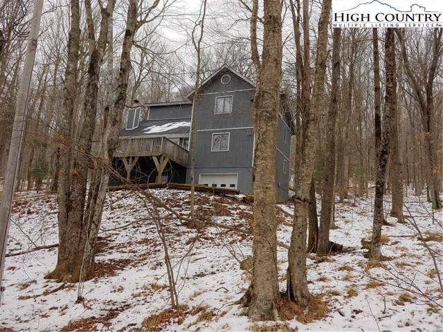 113 Sugar Maple Lane, Beech Mountain, NC 28604 (MLS #219263) :: RE/MAX Impact Realty