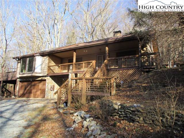 536 Astor Cook Road, Blowing Rock, NC 28605 (MLS #219303) :: RE/MAX Impact Realty