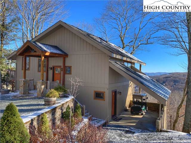 148 Grassy Gap Loop Road, Beech Mountain, NC 28604 (MLS #219397) :: RE/MAX Impact Realty