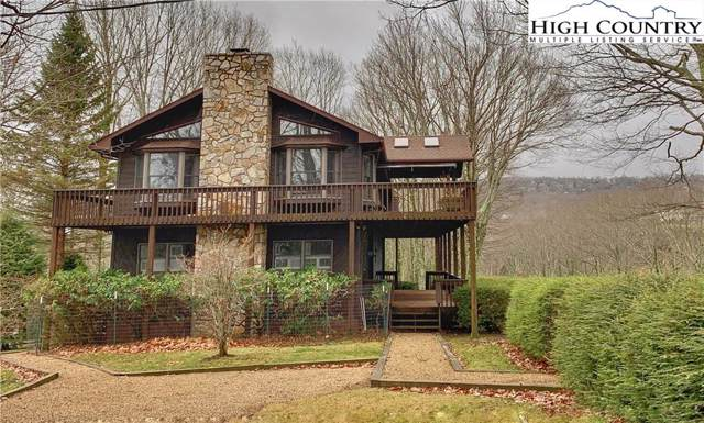 429 St Andrews Road, Beech Mountain, NC 28604 (MLS #219410) :: RE/MAX Impact Realty