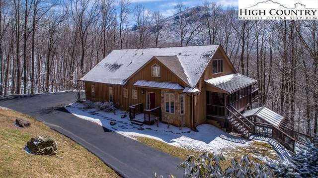 244 Letterfern Drive, Banner Elk, NC 28604 (MLS #219426) :: RE/MAX Impact Realty