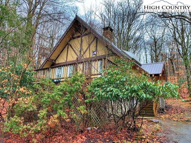 404 Charter Hills Road, Beech Mountain, NC 28604 (MLS #219445) :: RE/MAX Impact Realty