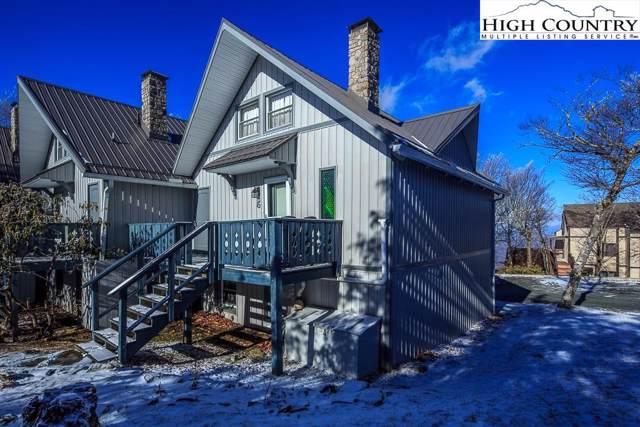 105 N Pinnacle Ridge Road #5, Beech Mountain, NC 28604 (MLS #219469) :: RE/MAX Impact Realty