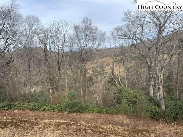 TBD Piedra Road, Blowing Rock, NC 28605 (MLS #219487) :: RE/MAX Impact Realty
