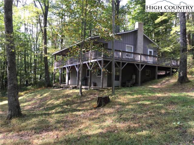 361 Chestnut Knob Trail, Blowing Rock, NC 28605 (MLS #219539) :: RE/MAX Impact Realty