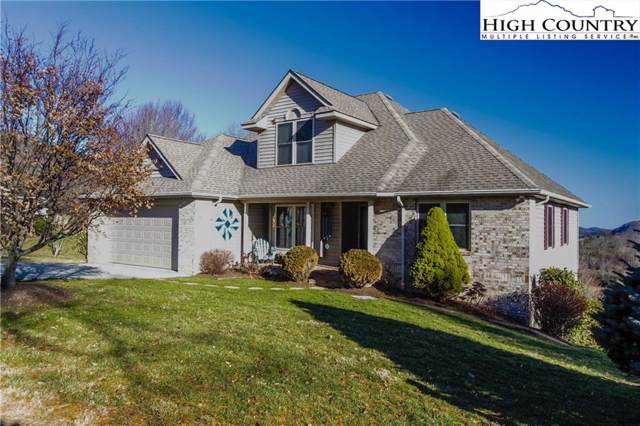 392 Fairway Ridge Drive, West Jefferson, NC 28694 (MLS #219615) :: RE/MAX Impact Realty