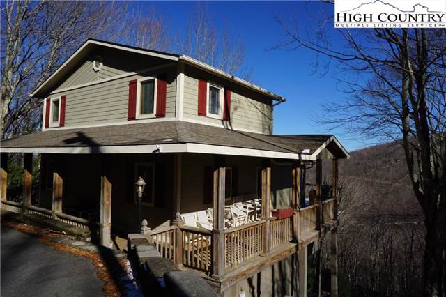 100 Pond View Lane, Beech Mountain, NC 28604 (MLS #219631) :: RE/MAX Impact Realty