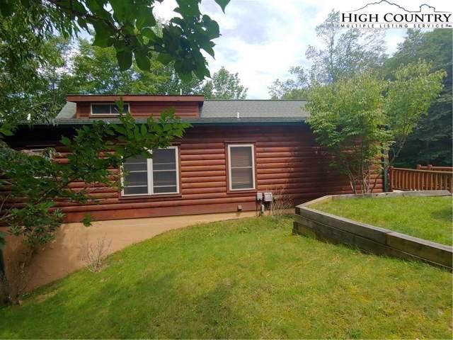 103 W Blueberry Lane, Beech Mountain, NC 28604 (MLS #219656) :: RE/MAX Impact Realty