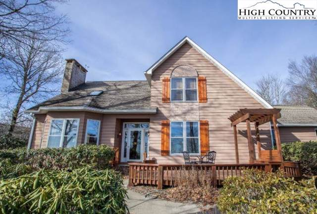 618 Gorge View Drive, Blowing Rock, NC 28605 (MLS #219661) :: RE/MAX Impact Realty