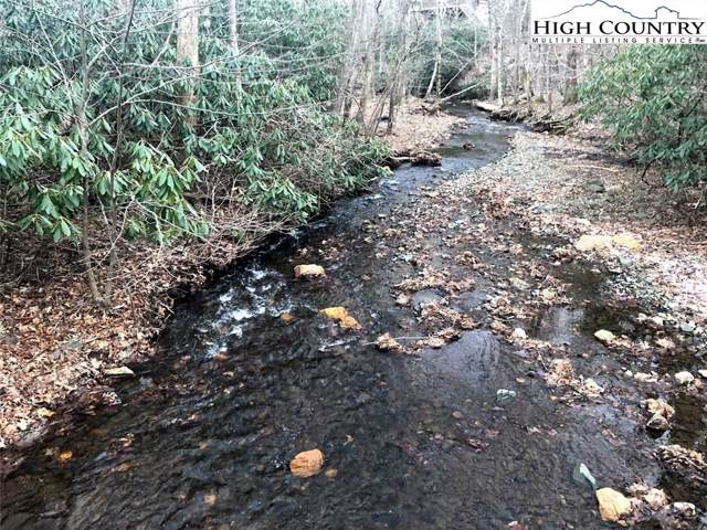 TBD Laurel Creek Road, Todd, NC 28686 (#219696) :: Mossy Oak Properties Land and Luxury