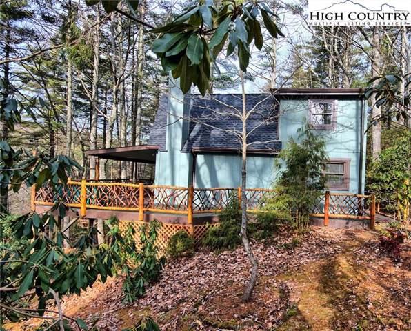 201 Bear Ridge Trail, Fleetwood, NC 28626 (MLS #219804) :: RE/MAX Impact Realty