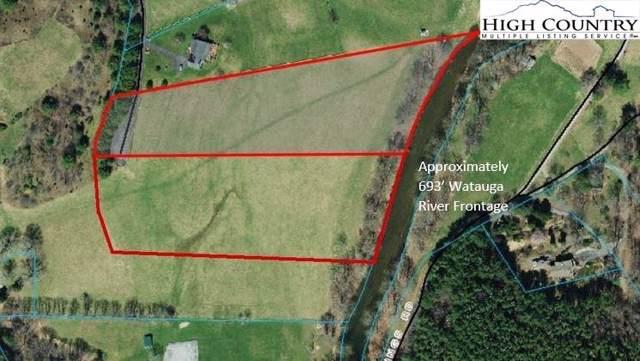 TBD Old Shull's Farm Rd., Banner Elk, NC 28604 (MLS #219817) :: RE/MAX Impact Realty
