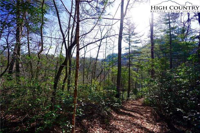 TBD Kirby Mountain Road, Lenoir, NC 28645 (MLS #219911) :: RE/MAX Impact Realty