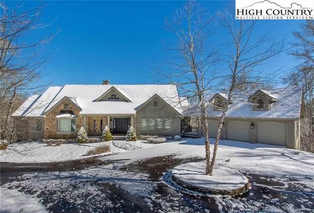 115 Summit Park Drive, Banner Elk, NC 28604 (MLS #219932) :: RE/MAX Impact Realty