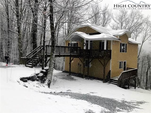 116 Locust Ridge Road, Beech Mountain, NC 28604 (MLS #219976) :: RE/MAX Impact Realty