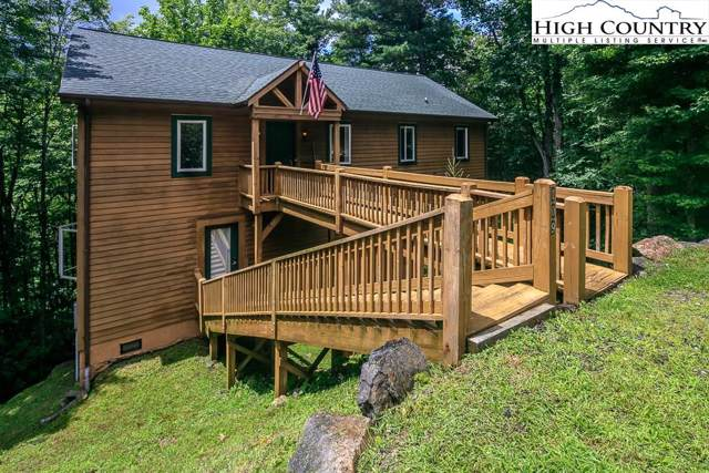 109 Deergrass Road, Beech Mountain, NC 28604 (MLS #220035) :: RE/MAX Impact Realty