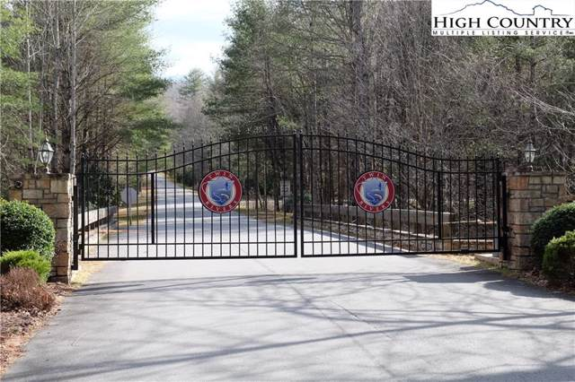 Lot 8B Twin Rivers Dr Drive, Boone, NC 28607 (MLS #220082) :: RE/MAX Impact Realty