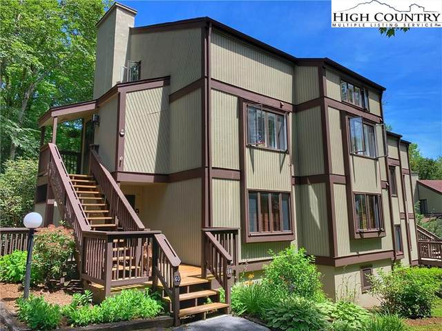 300 Glenwood Lane P-60, Sugar Mountain, NC 28604 (MLS #220123) :: RE/MAX Impact Realty