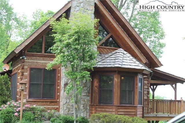 501 Nettles Ridge Road, Banner Elk, NC 28604 (MLS #220170) :: RE/MAX Impact Realty