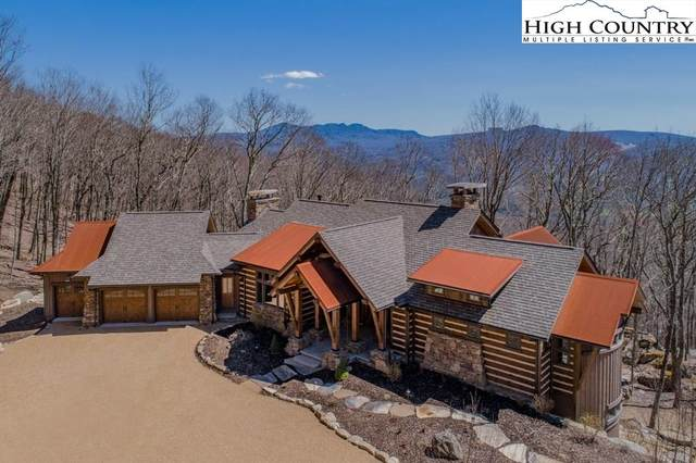 2380 Eagles Nest Trail, Banner Elk, NC 28604 (MLS #220243) :: RE/MAX Impact Realty
