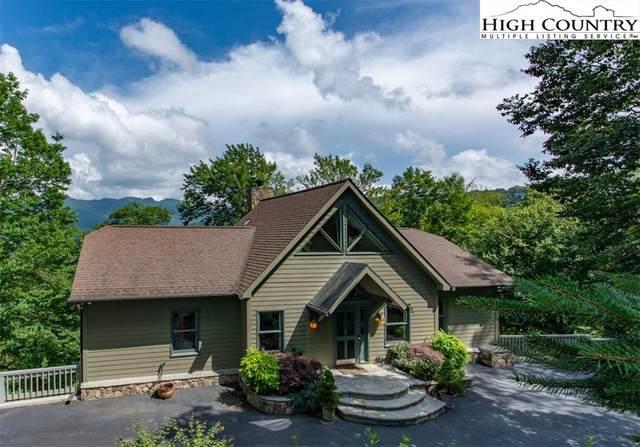274 Highland Circle, Sugar Mountain, NC 28604 (MLS #220264) :: RE/MAX Impact Realty