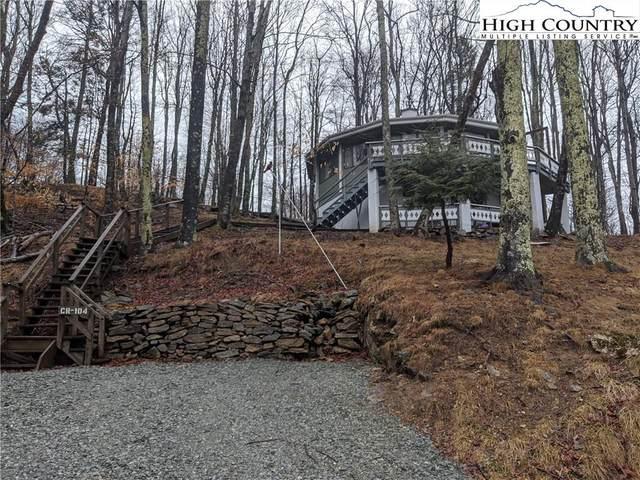 104 Foxgrape Hollow, Beech Mountain, NC 28604 (MLS #220266) :: RE/MAX Impact Realty
