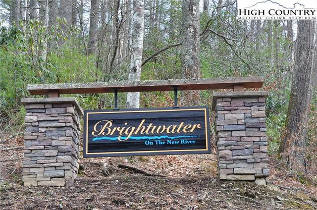TBD New River Overlook, West Jefferson, NC 28694 (#220415) :: Mossy Oak Properties Land and Luxury