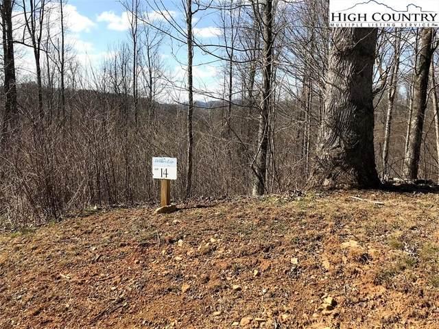 TBD Peak Mountain Edge Road, Creston, NC 28615 (#220580) :: Mossy Oak Properties Land and Luxury