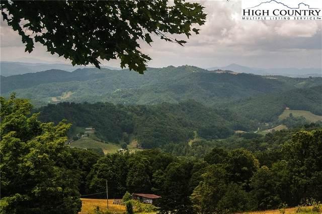 Lot 2 Rich Mountain Estates, Zionville, NC 28698 (#220618) :: Mossy Oak Properties Land and Luxury