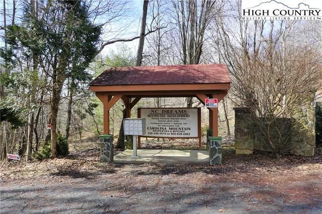 Lot 42 Dream Mountain Road, Grassy Creek, NC 28631 (#220712) :: Mossy Oak Properties Land and Luxury