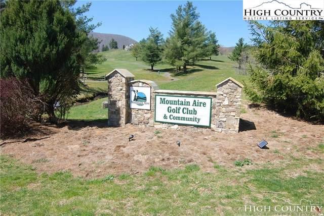 Lot 22 Fairway Ridge Drive, West Jefferson, NC 28694 (#221323) :: Mossy Oak Properties Land and Luxury