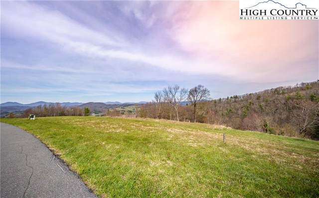 Lot 18 Bella Vista Drive, Boone, NC 28607 (#221507) :: Mossy Oak Properties Land and Luxury