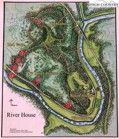 TBD Old Field Creek Road, Grassy Creek, NC 28631 (#221549) :: Mossy Oak Properties Land and Luxury