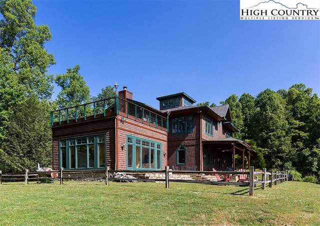 229 Freedom Road, Deep Gap, NC 28618 (#221598) :: Mossy Oak Properties Land and Luxury