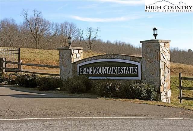 TBD Lot 56 Prime Circle Circle, Piney Creek, NC 28663 (#221866) :: Mossy Oak Properties Land and Luxury