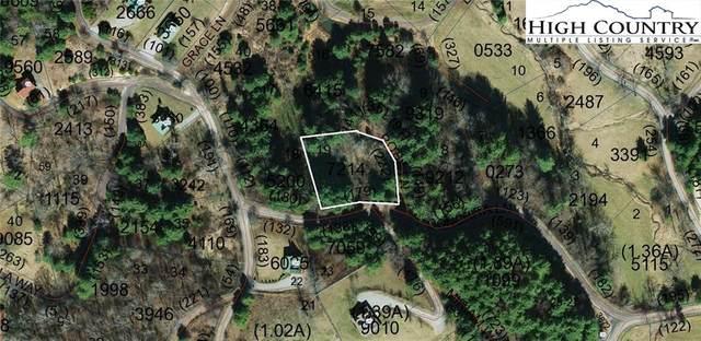 TBD Lot 19 Hillside  Conchita Way #19, Piney Creek, NC 28663 (#222314) :: Mossy Oak Properties Land and Luxury