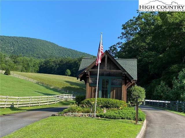 Lot 22 Elk Creek Mountain Parkway, Todd, NC 28684 (#223044) :: Mossy Oak Properties Land and Luxury