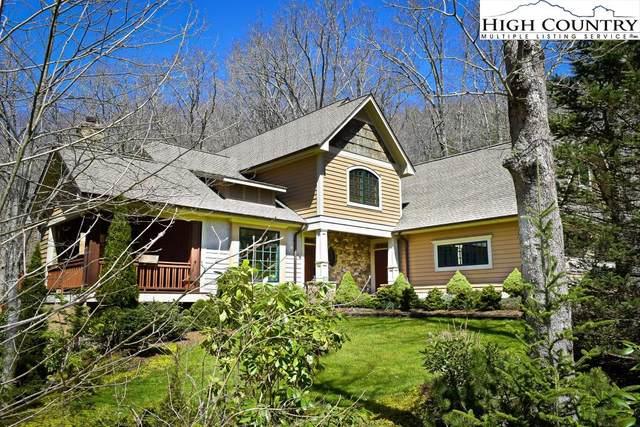 34 Hanging Rock Knoll, Banner Elk, NC 28604 (#223124) :: Mossy Oak Properties Land and Luxury