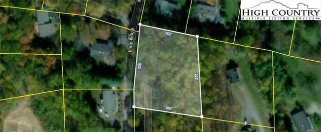 Lot 6 Eagles Path, Boone, NC 28607 (#223513) :: Mossy Oak Properties Land and Luxury