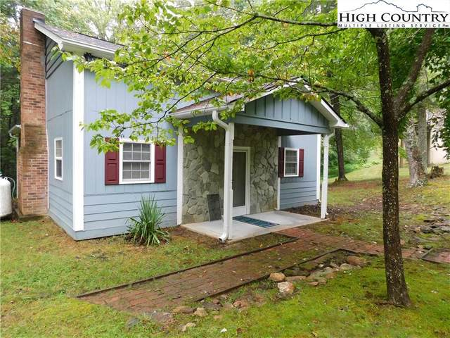 282 Griffith Lane, Glade Valley, NC 28627 (#223676) :: Mossy Oak Properties Land and Luxury