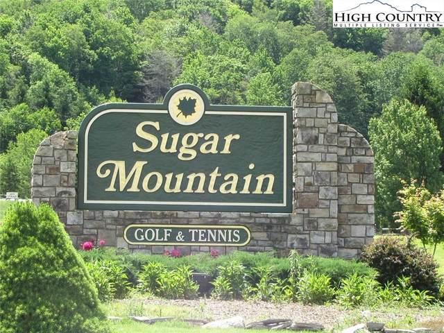 TBD Sugar Mountain Drive, Sugar Mountain, NC 28604 (#223872) :: Mossy Oak Properties Land and Luxury